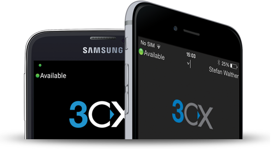 3CX App Cell Phone