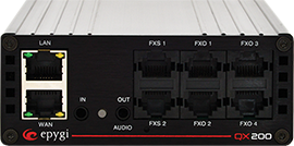 IP-PBX QX200