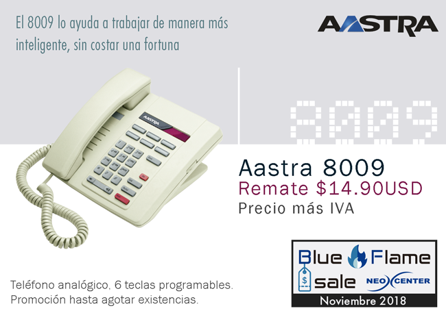 BlueFlame Neocenter Aastra