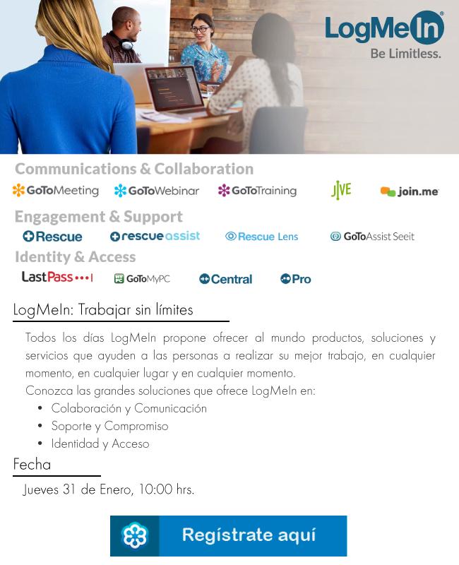 Neocenter Webinar LogMeIn